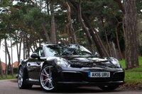 2016 PORSCHE 911 3.0 CARRERA S PDK 2d AUTO 420 BHP £SOLD