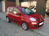 2013 FIAT PANDA 1.2 LOUNGE 5d 69 BHP £4500.00