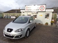 USED 2012 62 SEAT ALTEA 2.0 CR TDI SE 5 DOOR 140 BHP £29 PER WEEK, NO DEPOSIT - SEE FINANCE LINK