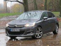2011 CITROEN C4 1.6 EXCLUSIVE 5d 118 BHP £4333.00