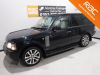 USED 2009 09 LAND ROVER RANGE ROVER 3.6 TDV8 WESTMINSTER 5d AUTO 272 BHP HUGE SPEC NEW IN