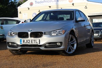 2012 BMW 3 SERIES 2.0 320D SPORT 4d AUTO 184 BHP £10450.00