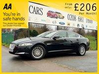 2013 JAGUAR XF 2.2 D SE 4d AUTO 163 BHP £11985.00