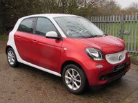 USED 2015 65 SMART FORFOUR 1.0 PASSION PREMIUM 5d 71 BHP