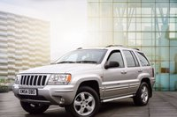 USED 2004 54 JEEP GRAND CHEROKEE 2.7 LIMITED CRD 5d AUTO 161 BHP