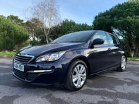 USED 2014 64 PEUGEOT 308 1.6 HDI ACTIVE 5d 92 BHP LOCAL CAR WITH GOOD SPEC FULL HISTORY VERY ECONOMICAL