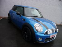 2011 MINI HATCH ONE 1.6 ONE PIMLICO  £5795.00
