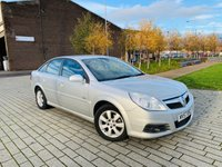 USED 2007 57 VAUXHALL VECTRA 1.9 DESIGN CDTI 16V 5d 151 BHP