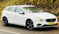 2012 VOLVO V60 1.6 DRIVE R-DESIGN S/S 5d 113 BHP £7000.00