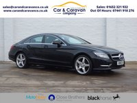 2013 MERCEDES-BENZ CLS CLASS 3.0 CLS350 CDI BLUEEFFICIENCY AMG SPORT 4d AUTO 265 BHP £17988.00
