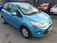 2009 FORD KA 1.2 STYLE PLUS 3d 69 BHP IN METALLIC GREY WITH 80000 MILES IN GREAT CONDITION. £2499.00
