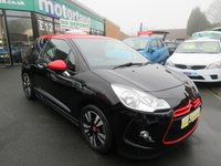 USED 2013 13 CITROEN DS3 1.6 DSTYLE RED 3d 120 BHP ***JUST ARRIVED...TEST DRIVE TODAY***NO DEPOSIT DEALS