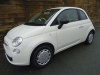 2013 FIAT 500 1.2 POP 3d 69 BHP £4990.00