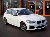 USED 2016 66 BMW 1 SERIES 3.0 M140i NAV 5dr 335 BHP  ** Sat Nav + Leather + 335 BHP **