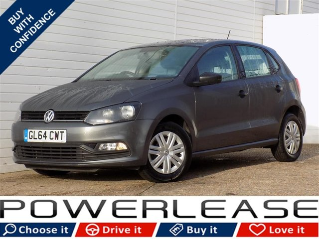 USED 2014 64 VOLKSWAGEN POLO 1.0 S AC 5d 60 BHP 20 POUND TAX FVWSH 1 OWNER