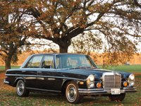 1972 MERCEDES-BENZ 280 Mercedes-Benz 280 SE W108 V8 AUTO WASHINGTON 4.5 4dr £11000.00