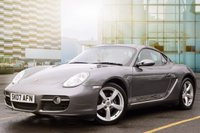 USED 2007 07 PORSCHE CAYMAN 2.7 24V 2d 242 BHP Full Service History By Porsche Simply Superb