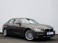 USED 2014 14 BMW 3 SERIES 2.0 320D LUXURY 4d 184 BHP Outstanding Level of Specification with Full BMW Dealer Service History......