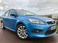 2010 FORD FOCUS 1.6 ZETEC S S/S 5d 113 BHP £4990.00