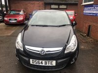 USED 2014 64 VAUXHALL CORSA 1.4 SXI AC 5d 98 BHP ONLY 29K MILES