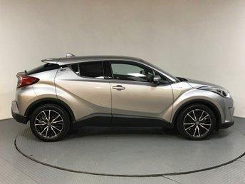 2017 TOYOTA CHR 1.8 EXCEL 5d AUTO 122 BHP £20500.00