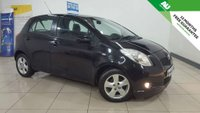 USED 2007 07 TOYOTA YARIS 1.3 T SPIRIT VVT-I MM 5d AUTO 86 BHP