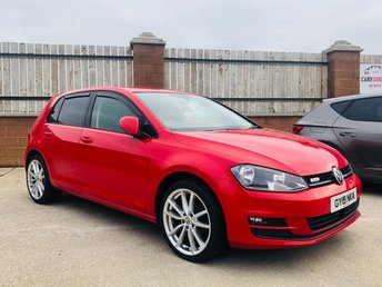 57977afe6b 2015 VOLKSWAGEN GOLF 1.6 GTD STYLING TDI (MATCH BLUEMOTION TECHNOLOGY) 103  BHP  WHEELS