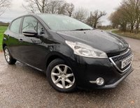 2012 PEUGEOT 208 1.2 ACTIVE 5d + FULL HISTORY + 2 FORMER KEEPERS £4450.00