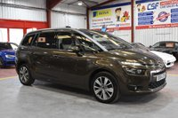 USED 2014 64 CITROEN C4 GRAND PICASSO 1.6 E-HDI AIRDREAM EXCLUSIVE PLUS 5d 113 BHP