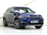 2015 BMW X1 2.0 XDRIVE20D XLINE 5d AUTO 188 BHP [4WD] £22140.00