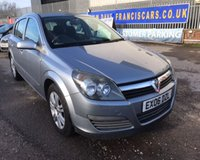 2006 VAUXHALL ASTRA 1.4 ACTIVE 16V TWINPORT 5d 90 BHP £1999.00
