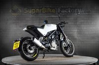 USED 2018 18 HUSQVARNA VITPILEN - USED MOTORBIKE, NATIONWIDE DELIVERY. GOOD & BAD CREDIT ACCEPTED, OVER 600+ BIKES IN STOCK
