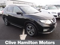 USED 2018 NISSAN X-TRAIL 1.6 DCI N-CONNECTA 5d 130 BHP SUNROOF & SAT NAV