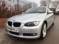 2009 BMW 3 SERIES 2.0 320I SE HIGHLINE 2d 168 BHP £5990.00
