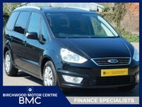 USED 2014 14 FORD GALAXY 2.0 ZETEC TDCI 5d AUTO 138 BHP