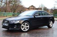 2014 AUDI A4 2.0 TDI SE TECHNIK 4d 134 BHP £9880.00