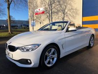 USED 2015 65 BMW 4 SERIES 2.0 420D SE 2DR AUTO 188 BHP 1 OWNER
