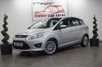 USED 2012 61 FORD C-MAX 2.0 TITANIUM TDCI 5d 138 BHP !!!HAVE IT NOW !!! PAY NOTHING UNTIL 2019 *