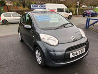 USED 2011 61 CITROEN C1 1.0 VTR 3d 68 BHP Buy with confidence from a garage that has been established  for more than 25 years.