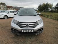 USED 2015 15 HONDA CR-V 2.2 i-DTEC EX 4x4 5dr GREAT SPEC FOR THIS CAR