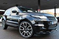2014 LAND ROVER RANGE ROVER EVOQUE 2.2 SD4 PURE TECH 5d AUTO 190 BHP £27990.00