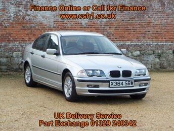 2000 BMW 3 SERIES 1.9 316I SE 4d 103 BHP £1000.00