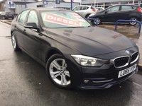 2016 BMW 3 SERIES 2.0 320D ED SPORT 4d 161 BHP £12977.00