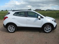 USED 2016 16 VAUXHALL MOKKA 1.6 i Exclusiv (s/s) 5dr EXCELLENT CONDITION