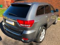 USED 2012 62 JEEP GRAND CHEROKEE 3.0 CRD V6 Overland Summit 4x4 5dr FSH, SAT NAV, 4X4, LEATHER