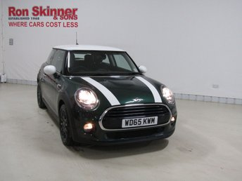 2015 MINI HATCH COOPER}