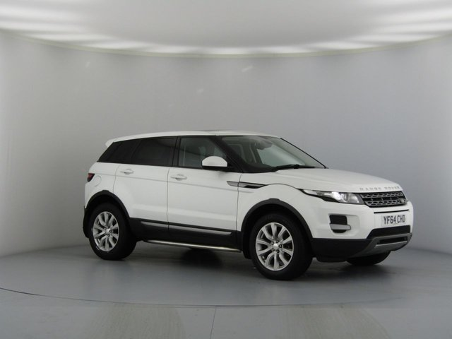 View our 2014 64 LAND ROVER RANGE ROVER EVOQUE 2.2 SD4 PURE TECH 5d AUTO 190 BHP