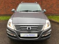 USED 2014 14 SSANGYONG REXTON 2.0 TD EX T-Tronic 4x4 5dr 7 SEATS, 4X4, FSH, LEATHER