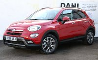 USED 2016 66 FIAT 500X 1.6 MultiJet Cross (s/s) 5dr *1 OWNER*SATNAV*PARKING AID*