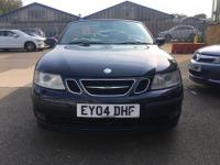 USED 2004 04 SAAB 9-3 2.0 T Vector 2dr